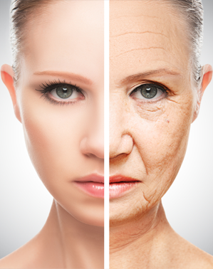 soins anti age femme